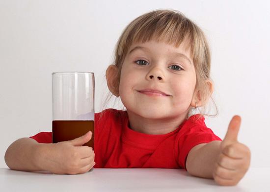 Польза сока Нони для детей